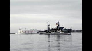 ЭПРОН.Экспедиция Подводных Работ Особого Назначения!Корабль на котором я служил!