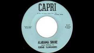 <b>Gene Summers</b> Alabama Shake  CAPRI 507