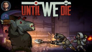 Youtube thumbnail for Until We Die Review | 2D base defense