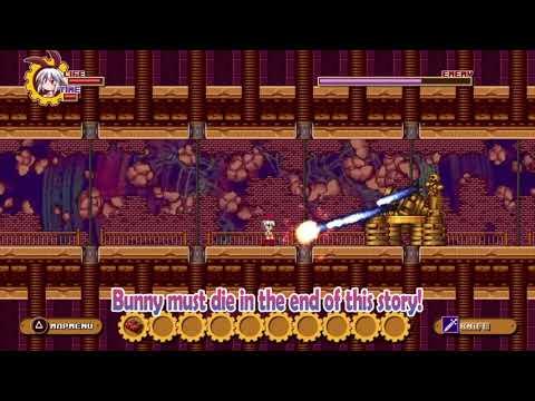 Видео № 0 из игры Bunny Must Die! Chelsea and the 7 Devils (JP) (Б/У) [PS4]