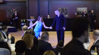 Angelica 2018: Dancing With Our Local Stars - WINNER Jamie Shimer and James Dutton