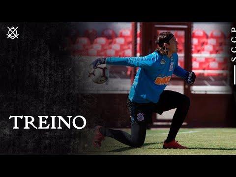 Timão treina em Buenos Aires