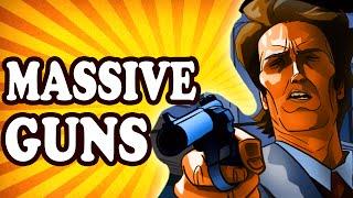 Top 10 Ridiculously Huge Handguns — TopTenzNet