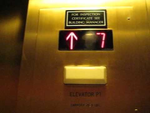 Terrible Left Traction Elevator At The Courtyard Marriott JFK Airport Mp3