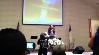 Rosie Rivera Cantando Mariposa De Cristo
