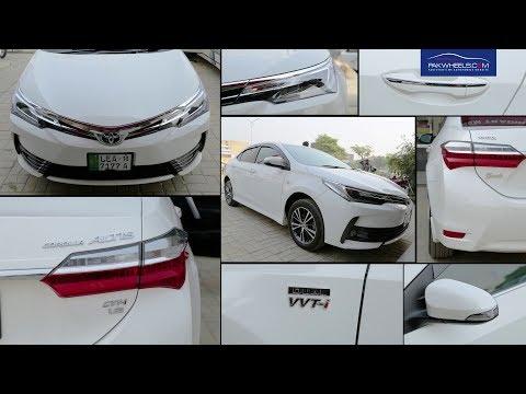 Toyota Corolla Altis Grande CVT-i | Owner's Review
