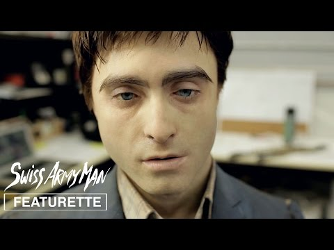 Swiss Army Man (Featurette 'Making Manny')