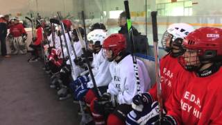 Spain U15 ICE HOCKEY WEEKEND