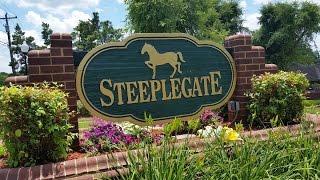 Steeplegate Community in Trinity, NC