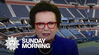 Billie Jean King on achieving true equality