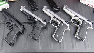 Pakistan's locally made Beretta 92 FS or M9