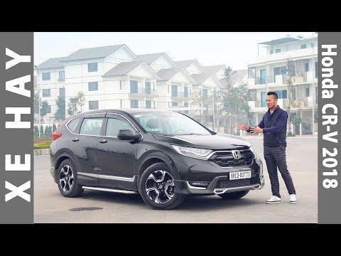 Đánh giá xe Honda CR-V 2018 nhập khẩu giá từ 958 triệu tại Việt Nam  XEHAY.VN 