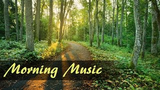 Morning Relaxing Instrumental Music For Stress Relief, Uplifting Feeling and Positive Energy ❤❤❤