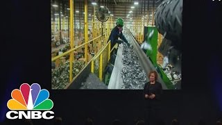 Apple Pushes Environment With Liam, Renew | CNBC