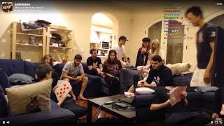 Offline TV & Just Friends Play Mafia :D LIVE! FT. MYTH! (7/9, 2018)