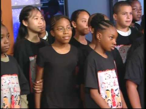 PS22 Chorus - ABC Good Morning America - Last Video For The Day