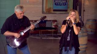 <b>Terri Hendrix</b> With Lloyd Maines Aint It A Shame LIVE On The Texas Music Scene