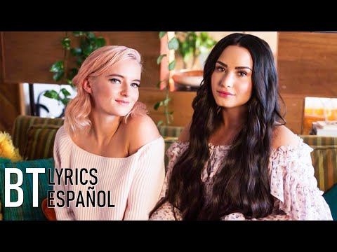 Clean Bandit Solo Feat Demi Lovato Lyrics Español Video Official