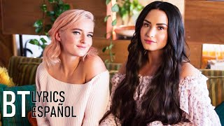 Clean Bandit - Solo feat. Demi Lovato (Lyrics + Español) Video Official