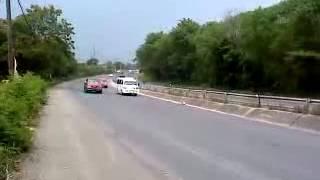 preview picture of video 'Autopista Joaquin Balaguer: Llegando a Navarrete Villa Bisono'