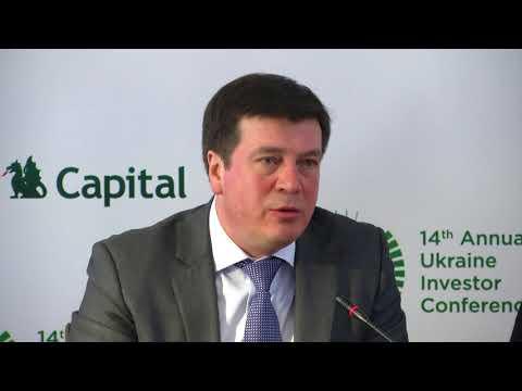 14-та конференція Dragon Capital. Панельна дискусія з Урядом і НАБУ