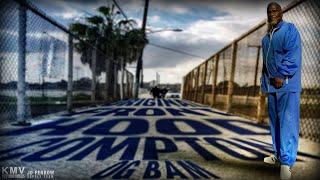 K.M.V. 3.8.1 Original Front Hood Compton Crips  OG Bam