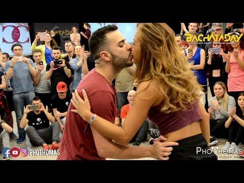 Carlos & Chloe [Strip That Down] @ Bachata Day 2018