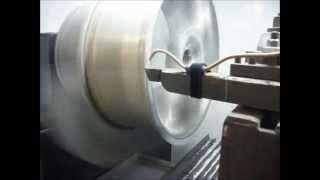 CNC Rim Repair at Fix My Rim Inc.