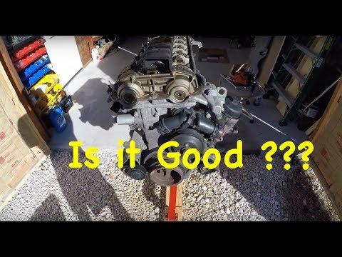 BMW E39 M5 Lower Oil Pan + Gasket DIY - смотреть онлайн на Hah Life