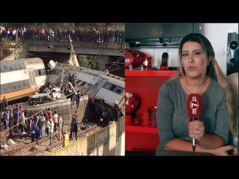 العرب اليوم - شاهد:البطلة المغربية هند أبا تراب  تتضامن مع عائلات ضحايا قطار