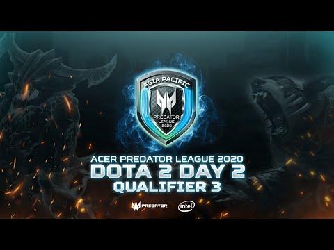 Predator League 2020 Indonesia - Qualifier Three Day Two (DOTA 2)