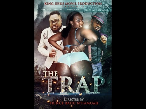 2018 latest Ghanaian movie THE TRAP