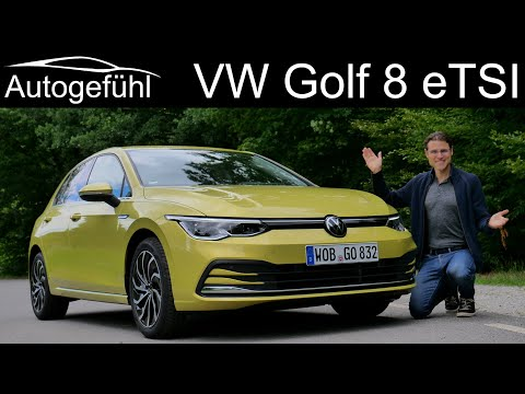 External Review Video 6u2GslmhDck for Volkswagen Golf (8th gen)