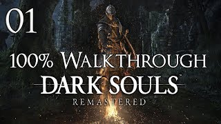Gambar cover Dark Souls Remastered - Walkthrough Part 1: Firelink Shrine