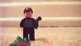 Daiquiri - Snowman Lego Video