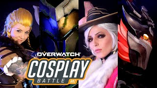 A Look Back: Overwatch Cosplay Battle ANZ