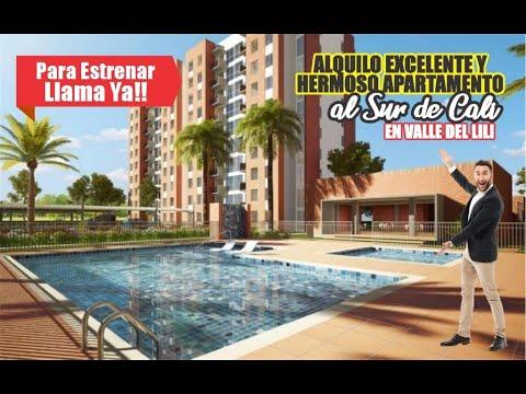 Apartamentos, Alquiler, Valle del Lili - $1.200.000