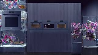 YouTube Video 6u4ds5xlJ54 for Product Miele Generation 7000 In-Wall Steam Ovens by Company Miele in Industry Cooking