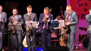 Биг-бэнд Георгия Гараняна. VIII фестиваль «Играем джаз с Гараняном». 25.01.2016
