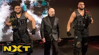 After last week's vicious attack, Gabriel & Uriel Ealy are out for payback when they face NXT Tag Team Champions The Authors of Pain. Video courtesy of the a...