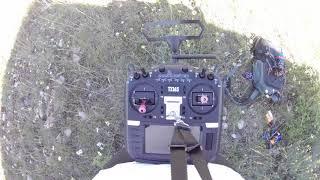 Radiomaster TX16S live test Radio with drone Freestyle iFlight Cidora SL5