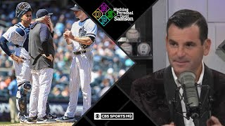 New York Yankees, GM Cashman used pitching coach as scapegoat | Nothing Personal with David Samson