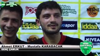 Ahmet Erkut  Mustafa Karabacak Röportaj