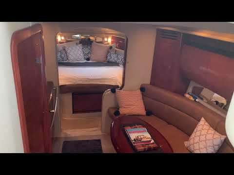 Sea Ray 360 Sundancer video