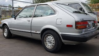 When was the last time you saw a 1981 Honda Accord ?