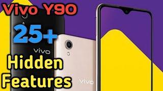 Vivo Y90 25+ Hidden Features || Tips and Tricks