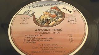 Antoine Tomé   Elle Danse... (1981, Vinyl)