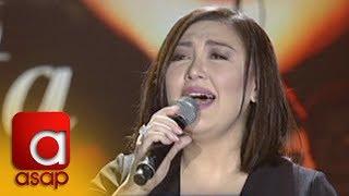 ASAP: Sharon Cuneta Sings 'To Love Again'