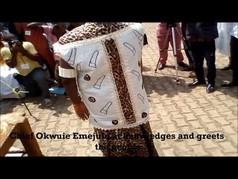 CHIEFTAINCY OF ENGR OKWUCHUKWU EMEJULU