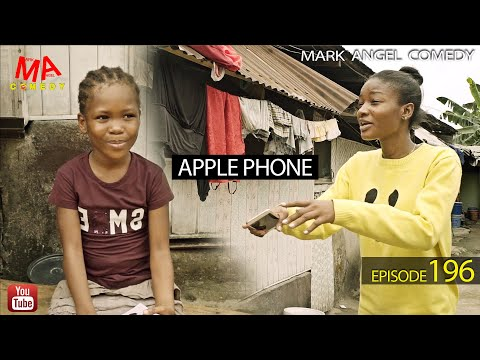 Mark Angel Comedy – APPLE PHONE (Episode 196)